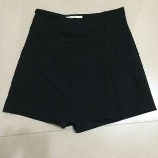 一片式褲裙 假兩件