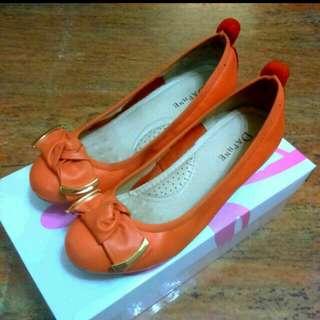 Daphne達芙妮低跟鞋