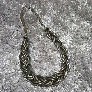 Chrome Necklace