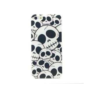 Cartoon Skull iPhone 4/4s Case