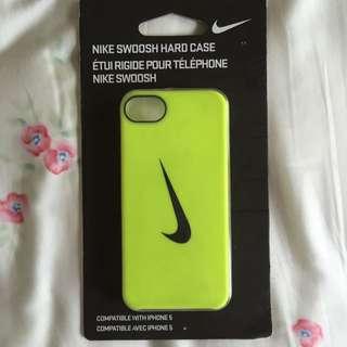 全新 正品 Nike swoosh Iphone5/5s 手機殼(含運)