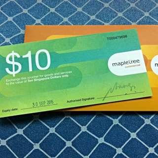 $10 Voucher (pending)