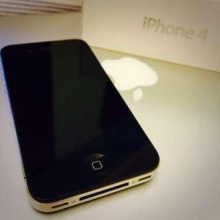 iPhone4 16G 女用機,外觀良好!