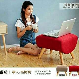 【番茄】布椅凳