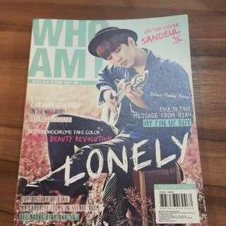 B1A4 Who Am I 韓版