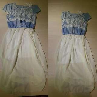 一件式長裙
