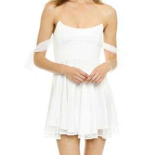 FOR LOVE & LEMONS Kiss Me Dress