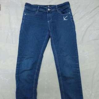 🚚 (二手)American Bluedeer牛仔長褲