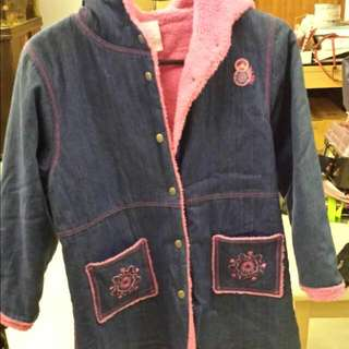 Outer coat for kids