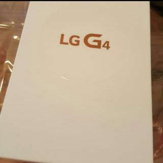 Red Leather LG G4