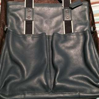 Coach Men's Fold Over Tote (Authentic)