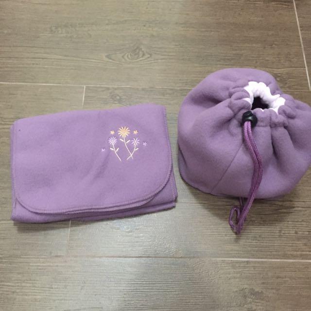 [全新]圍巾保暖組