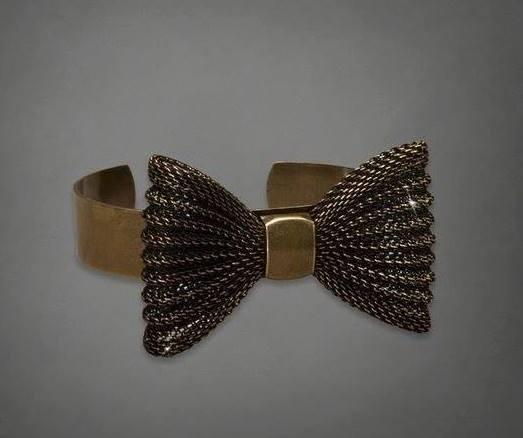 A&F 美國購回 蝴蝶結手環 全新商品吊牌在 $500免運