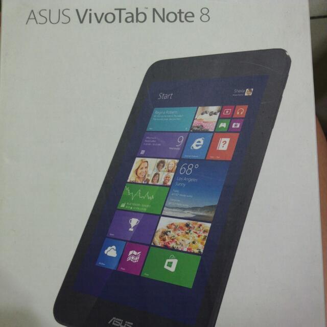 ASUS Vivotab Note8