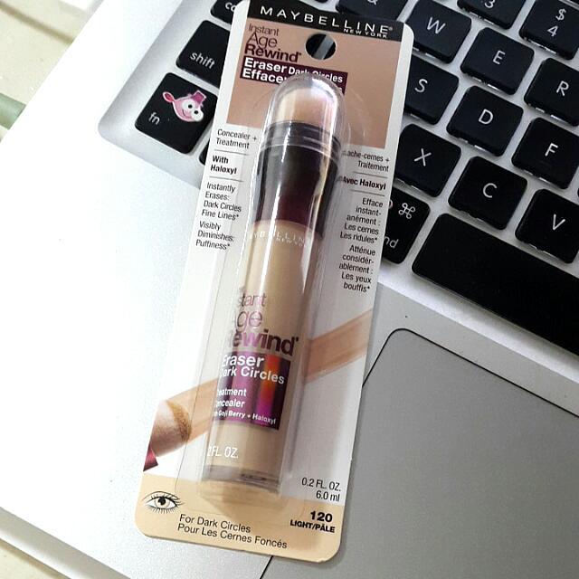 Maybelline Instant Age Rewind Concealer (light/pale)