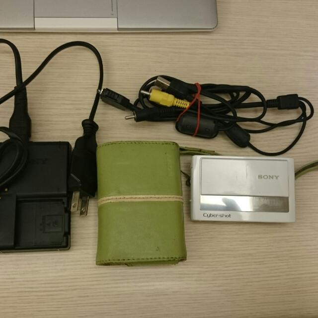 Sony T20相機
