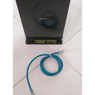 D-link Dual band router (DIR-865L)