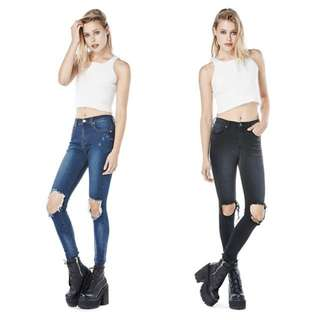 UNIF正品 Peach Pit Skinny
