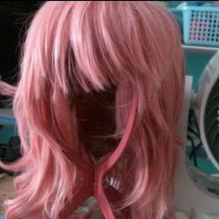 #idotrades Pink Wig (can be for Karuta)