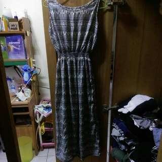 全新民族風圖騰洋裝