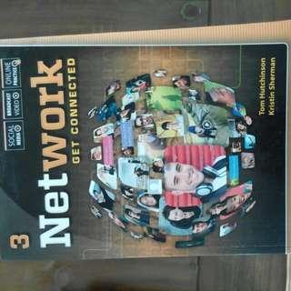 Network Get Connected 3逢甲大學大一新生英文中高級課本
