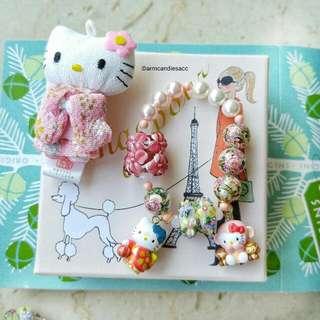 Pinky Kitty Bracelet