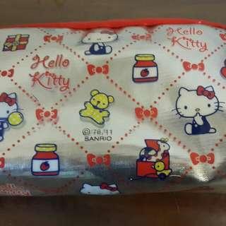 (保留)Kitty化妝包/鉛筆盒