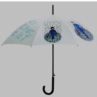 Brand New Floc'h limited edition Large Umbrella