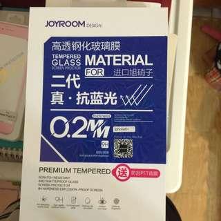 Iphone6plus鋼化玻璃貼2代進口硝子送PET貼膜
