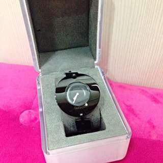 DKNY 手鍊手錶 手錶 黑色