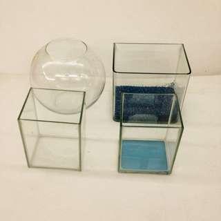 Glass Aquarium Fish Tanks