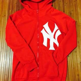 NY紅外套