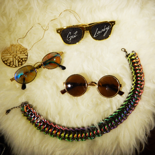 Shades for the Beach Babes///Bohemians///Free-Spirits//Night-Crawlers