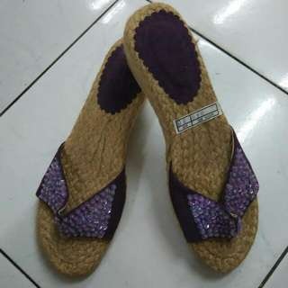 Abacca Sandals