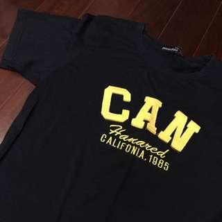 美式休閒T-shirt