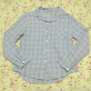 🔜格子襯衫