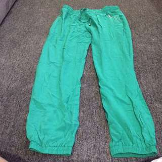 Tempt Green Pants