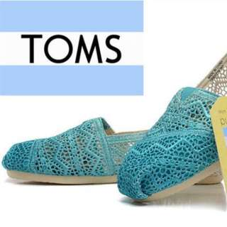 Toms(正牌)漸層蕾絲