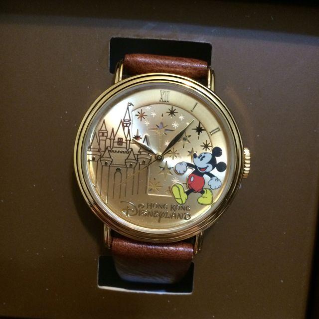 🔺洽談中🔺全新✨香港迪士尼米奇手錶