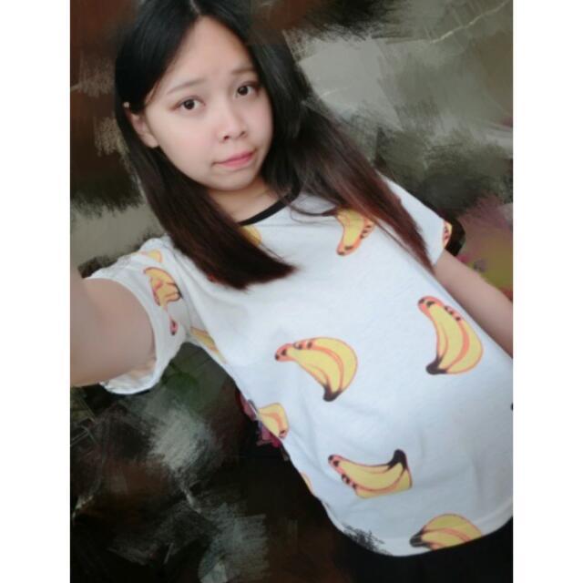 ❁香蕉造型衣服