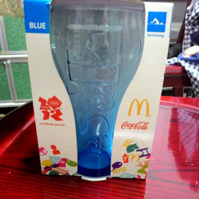麥當勞附贈奧運玻璃杯