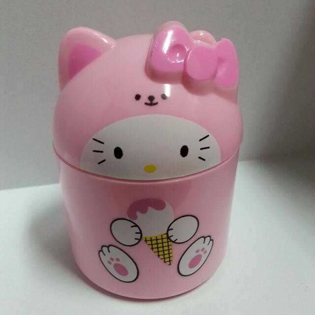 可愛貓咪自動牙籤瓶