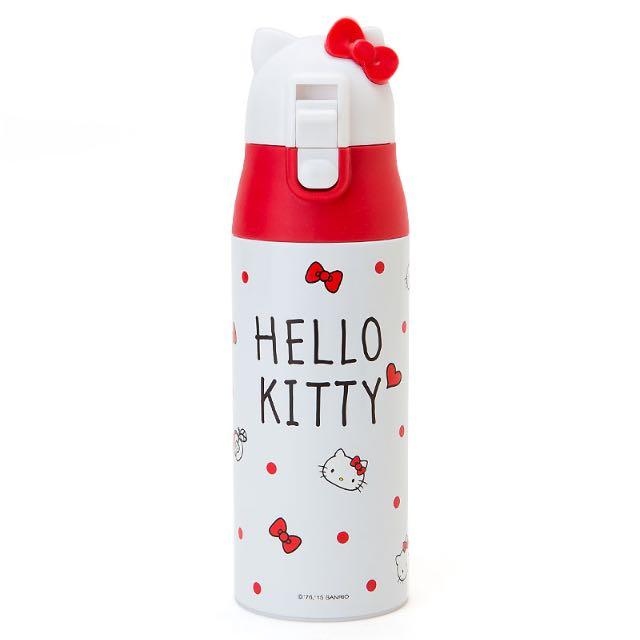 日本 Kitty 保溫杯