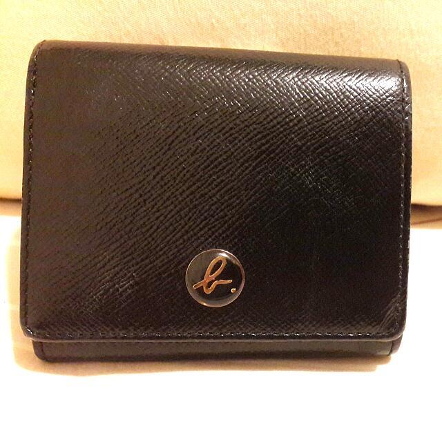 agnes b.經典款皮夾零錢包