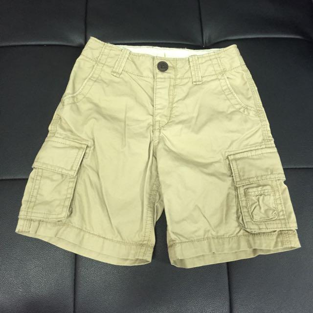 Baby Gap 童口袋工作短褲