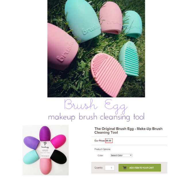 Brush Egg洗刷魔力蛋☺✌✿加購$75元/滿3件✌