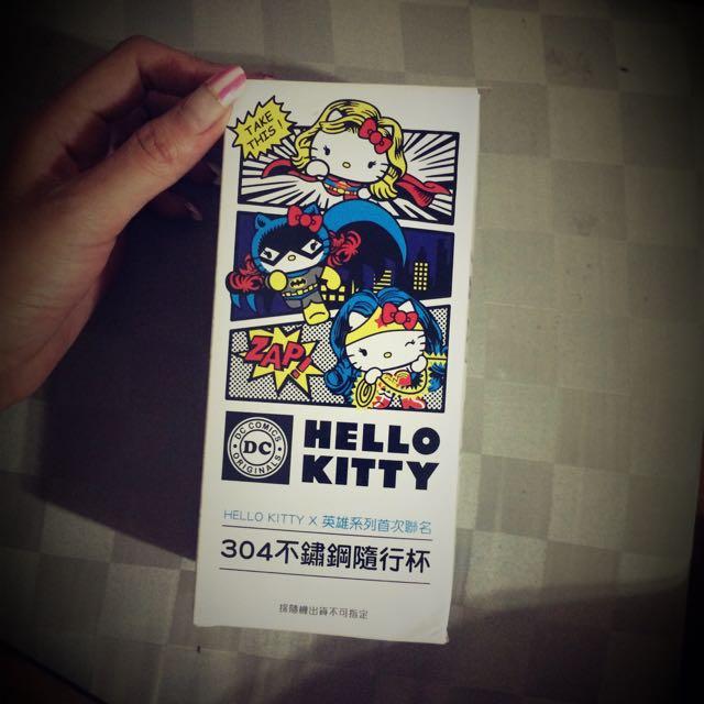 Hello Kitty不鏽鋼隨行杯