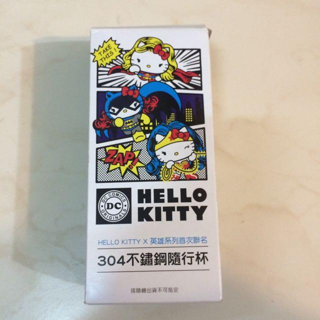 Hello Kitty 304 不鏽鋼隨身杯
