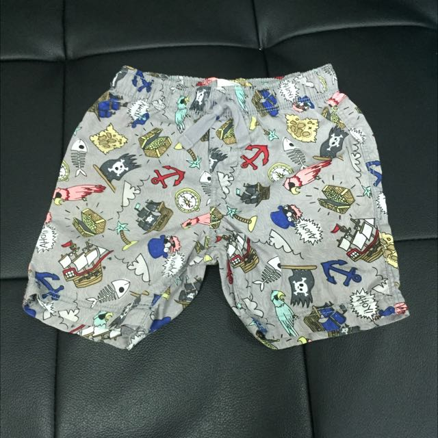 美國HM寶寶短褲