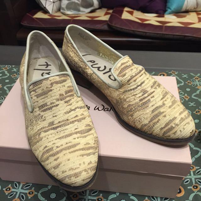 Lewis Walt 手工訂製鞋 36.5 牛皮
